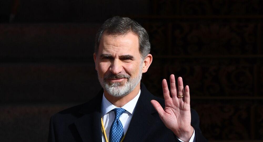 Filippo VI, re di Spagna