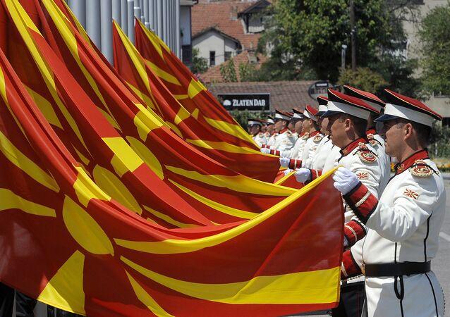 Esercito della Macedonia del Nord