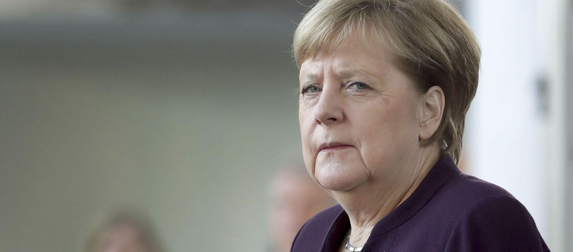 Angela Merkel  - Sputnik Italia, 1920, 05.06.2020