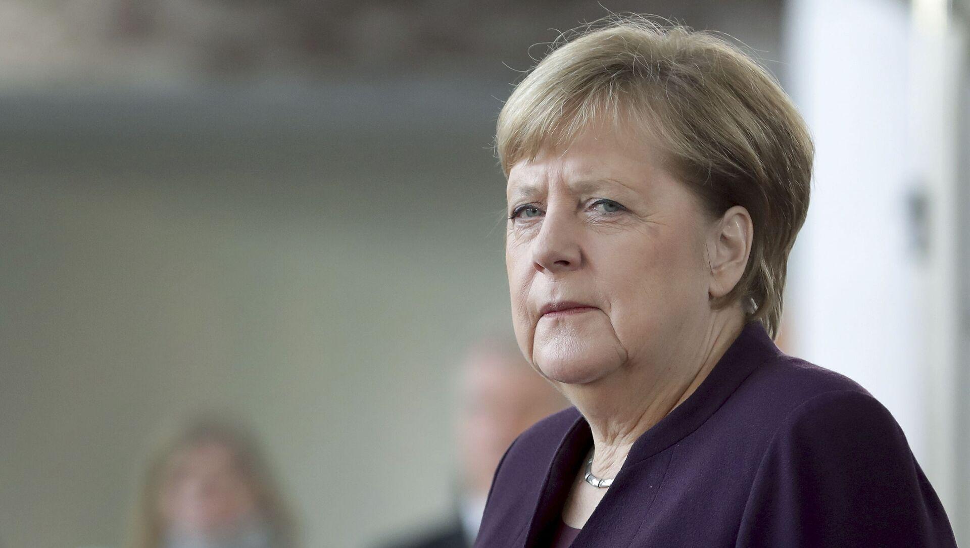 Angela Merkel  - Sputnik Italia, 1920, 15.04.2021