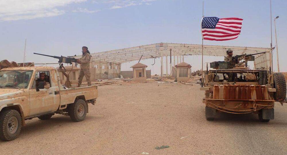 siria militanti e usa