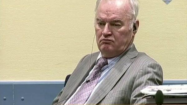 Ratko Mladic (foto d'archivio) - Sputnik Italia