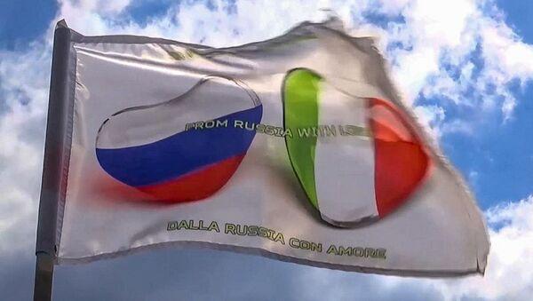 Operazione dalla Russia con Amore - Sputnik Italia