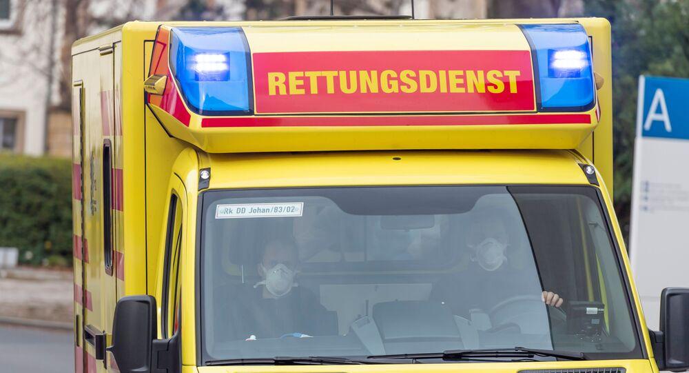 Ambulanza germania