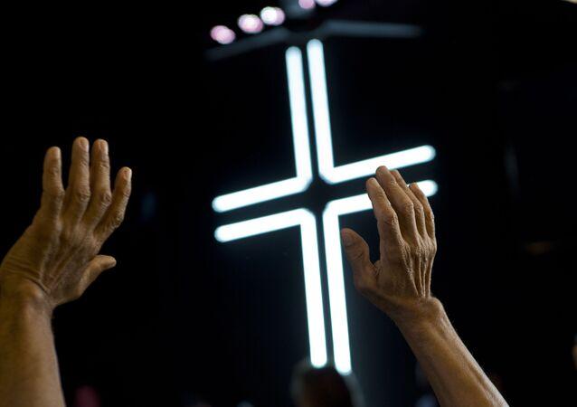 Un rito evangelico