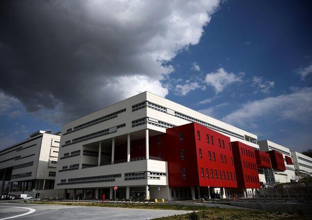 L'ospedale di Verduno