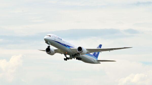 Boeing 787-9 della compagnia aerea All Nippon Airways - Sputnik Italia