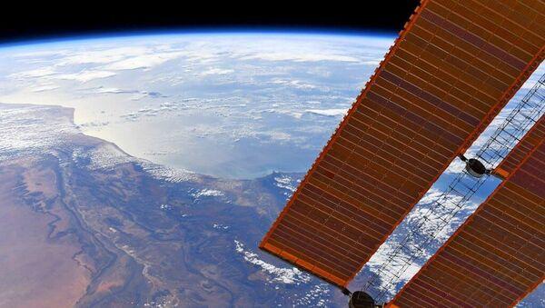 Вид на Землю с МКС - Sputnik Italia