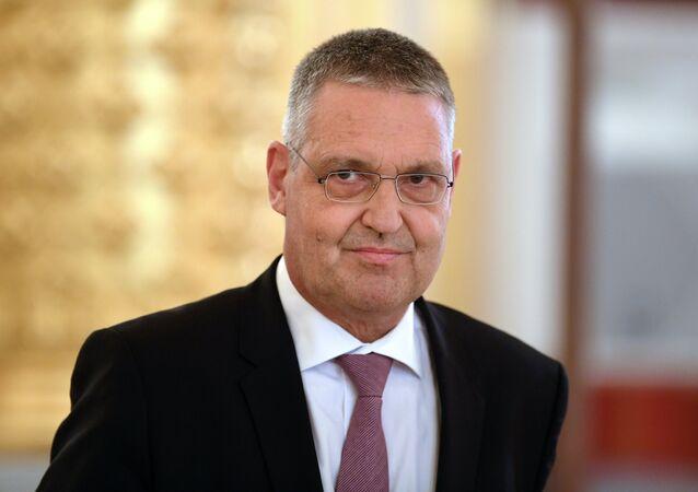 Ambasciatore della Ue in Russia Markus Ederer (foto d'archivio)