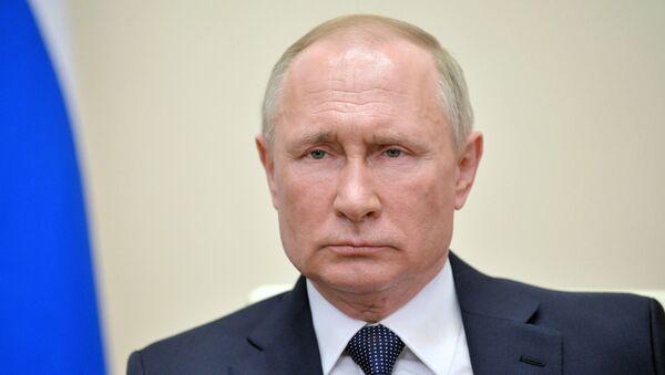 Il messaggio di Vladimir Putin alla nazione - Sputnik Italia