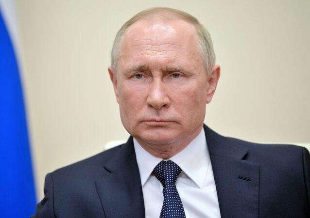 Il messaggio di Vladimir Putin alla nazione