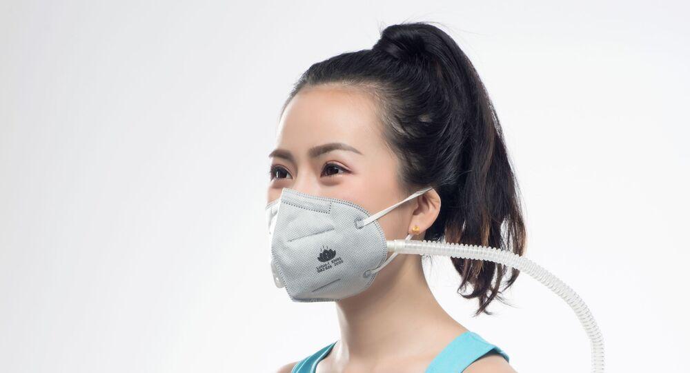 Le nuove mascherine antivirus elettrostatiche dalla Cina