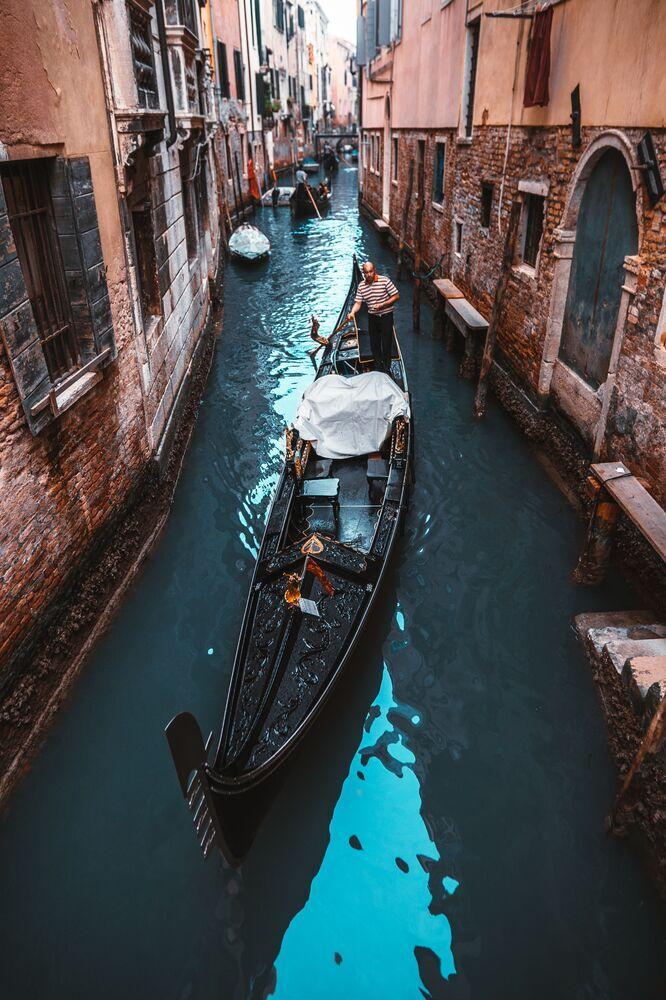 Lo scatto Città sull'acqua di un fotografo russo al concorso The World's Best Photos of #Water2020.