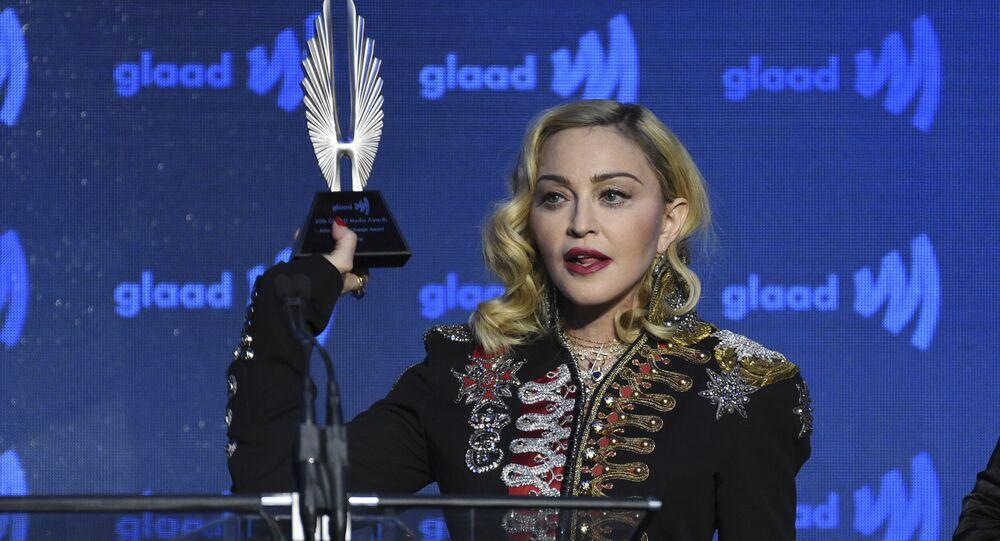 Madonna premio