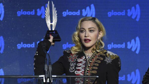 Madonna premio - Sputnik Italia