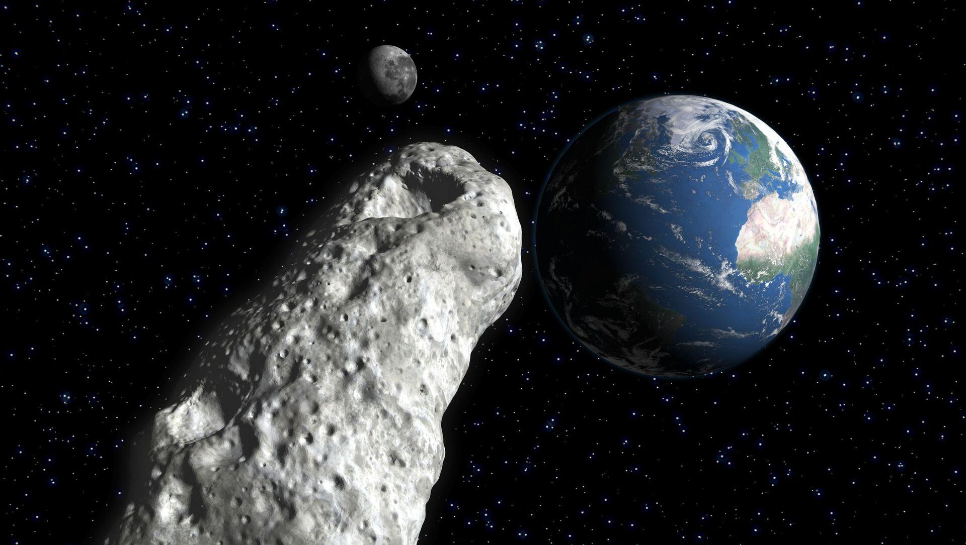 Un asteroide vicino alla Terra - Sputnik Italia, 1920, 01.04.2021