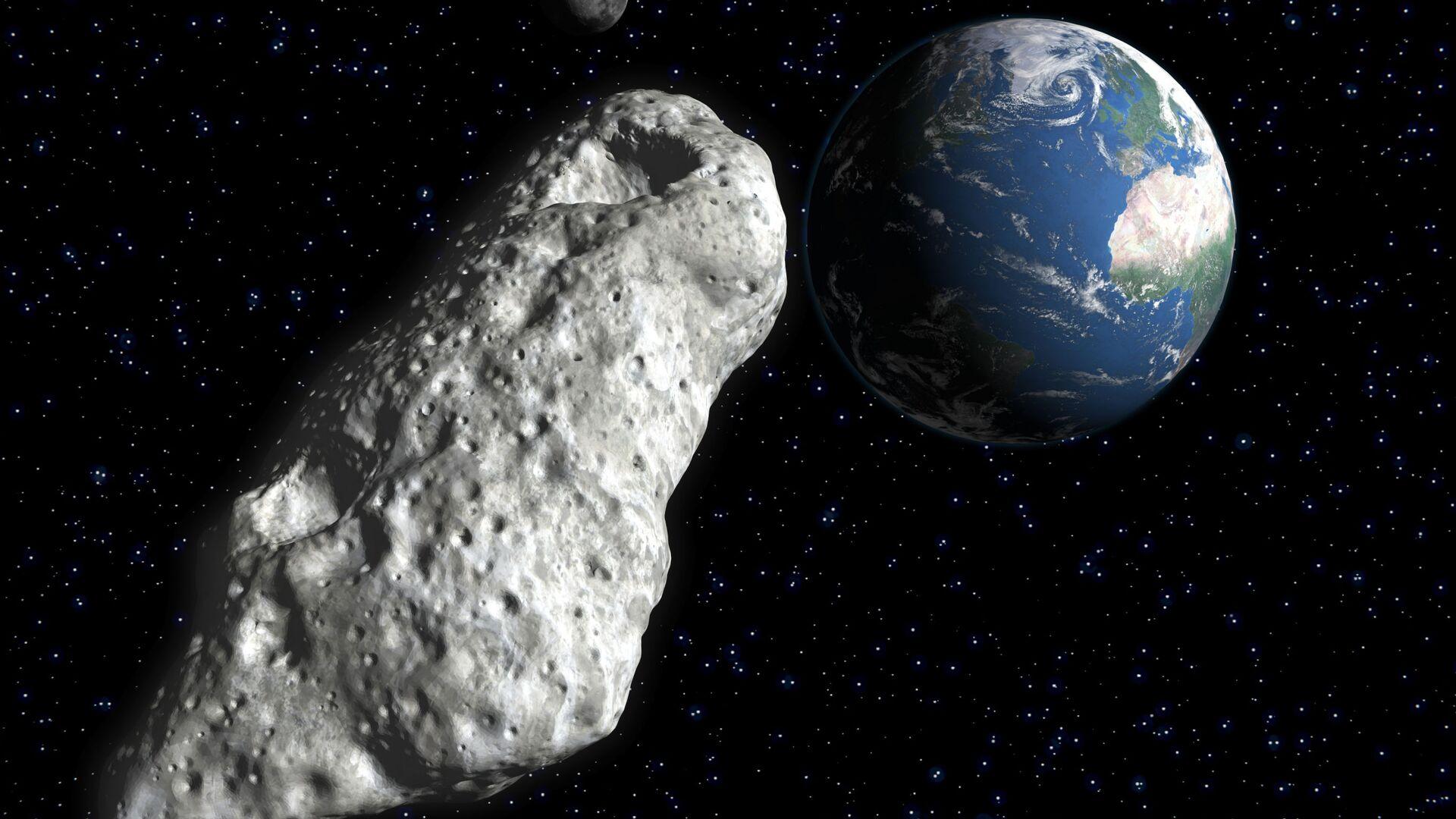 Un asteroide vicino alla Terra - Sputnik Italia, 1920, 22.08.2021