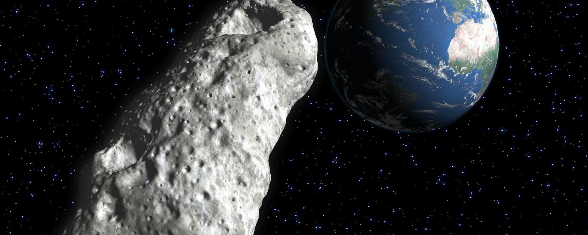 Un asteroide vicino alla Terra - Sputnik Italia, 1920, 15.09.2020