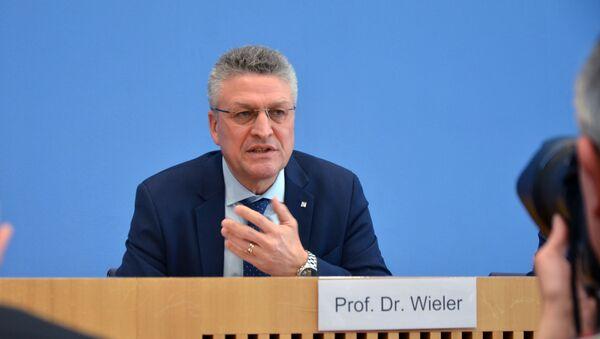 Dottor Lothar Wieler, Istituto Robert Koch di Berlino - Sputnik Italia