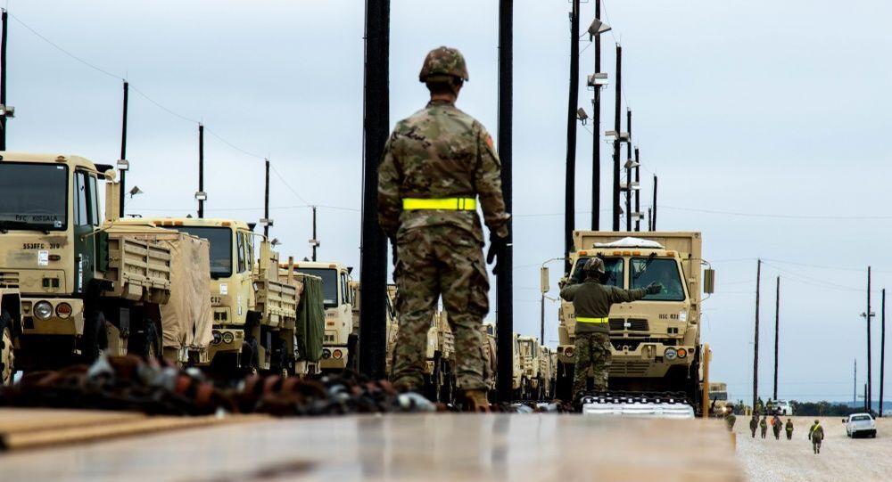 Preparativi per la manovra NATO Defender Europa 2020