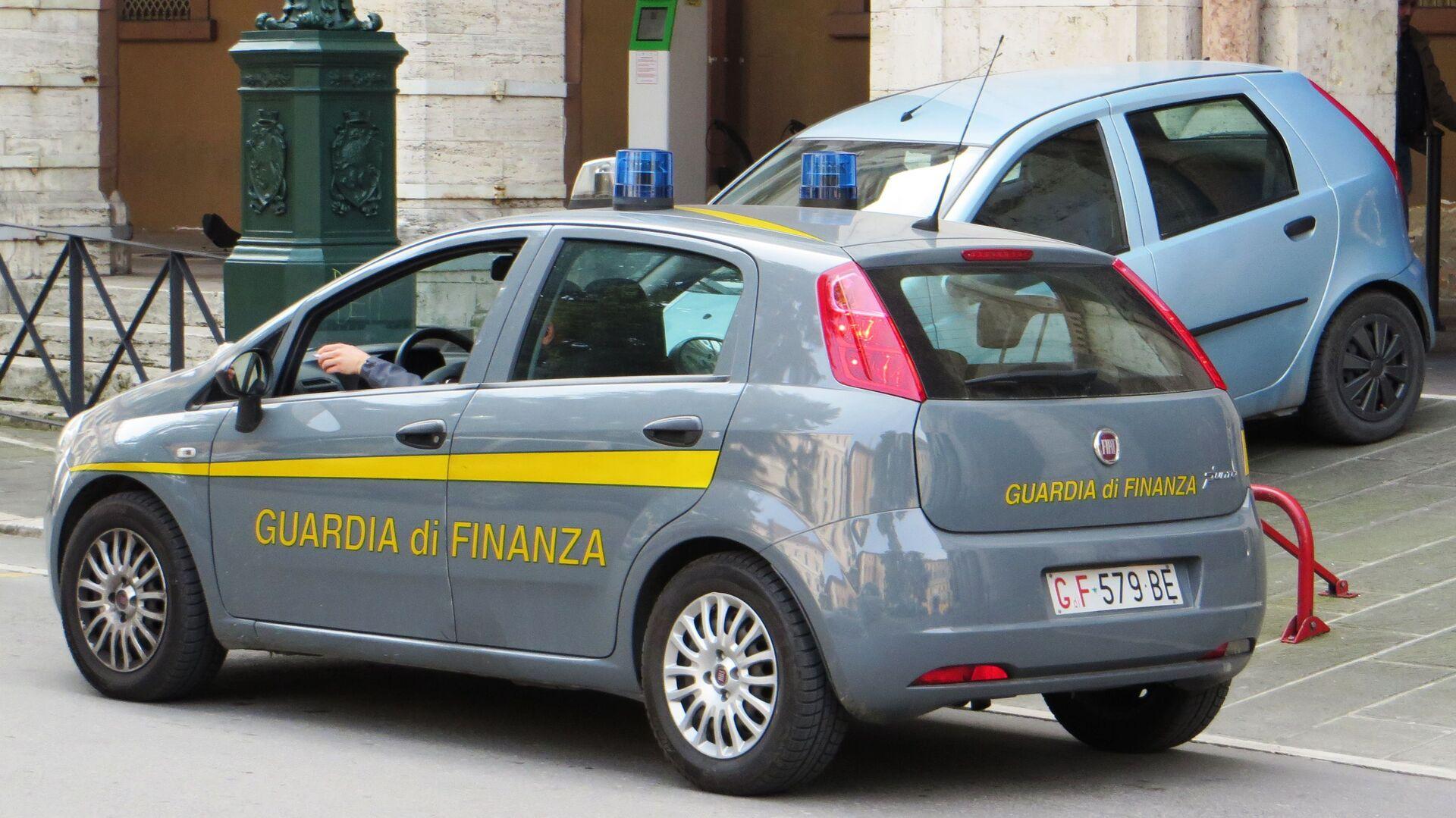 Guardia di Finanza - Sputnik Italia, 1920, 27.05.2021