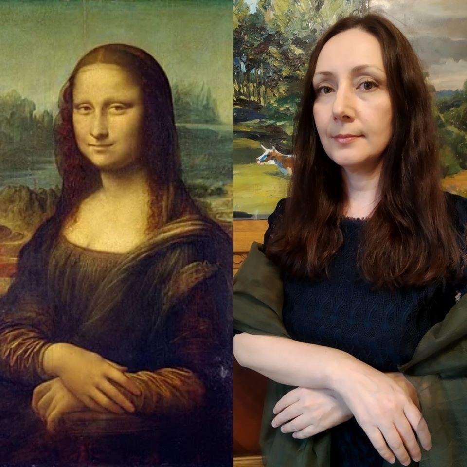 Mona Lisa di Leonardo da Vinci, 1503–1506