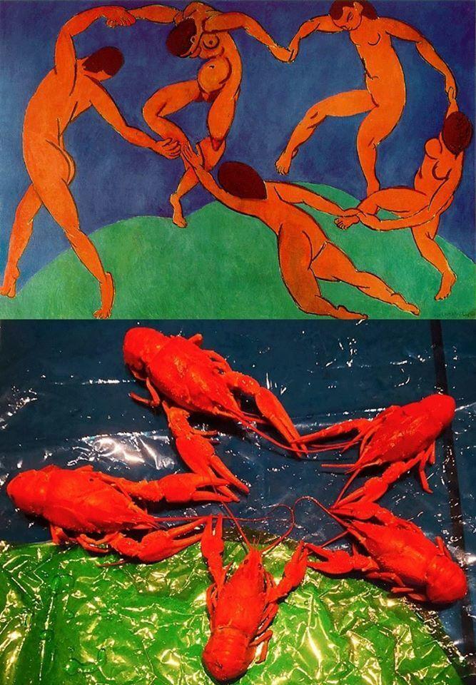 La Danza di Henri Matisse, 1909
