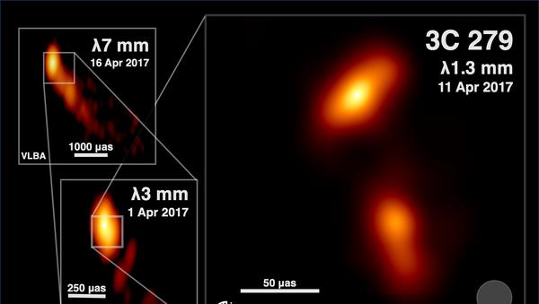 Pubblicata foto più vicina mai scattata di un buco nero - Sputnik Italia