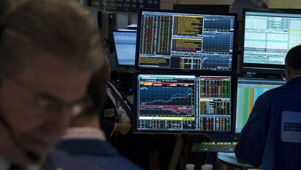La Borsa di New York - Sputnik Italia