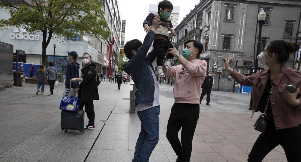 Abitanti di Wuhan