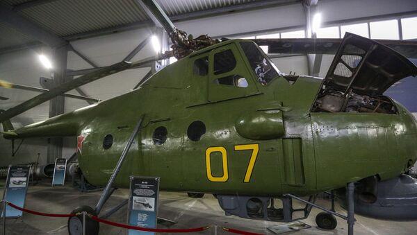 Elicottero Mil Mi-4 - Sputnik Italia