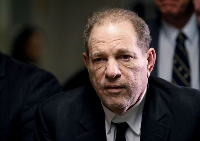 Film producer Harvey Weinstein departs Criminal Court on the first day of a sexual assault trial in the Manhattan borough of New York City, New York, U.S., January 6, 2020