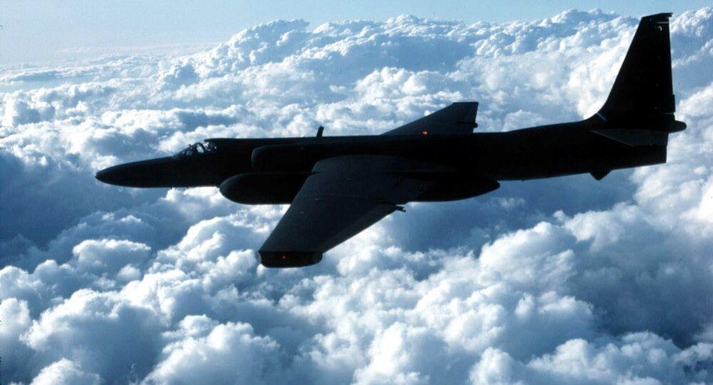 Aereo spia americano U-2
