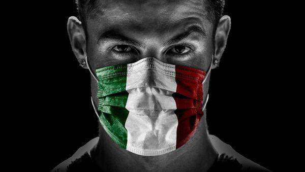 Cristiano Ronaldo - Sputnik Italia