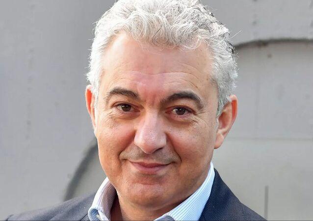 Domenico Arcuri (foto d'archivio)