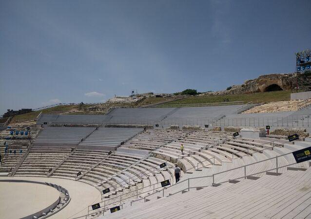 Il Teatro Greco in Sicilia