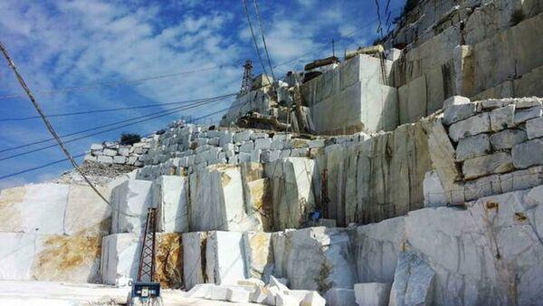 Cava estrazione marmo - Sputnik Italia