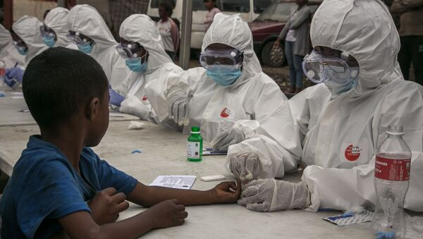 Coronavirus in Africa - Sputnik Italia