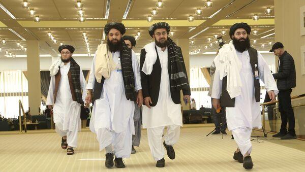 Delegazione talebani - Sputnik Italia