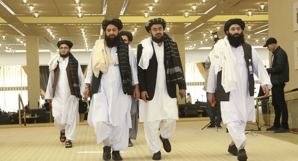 Delegazione talebani