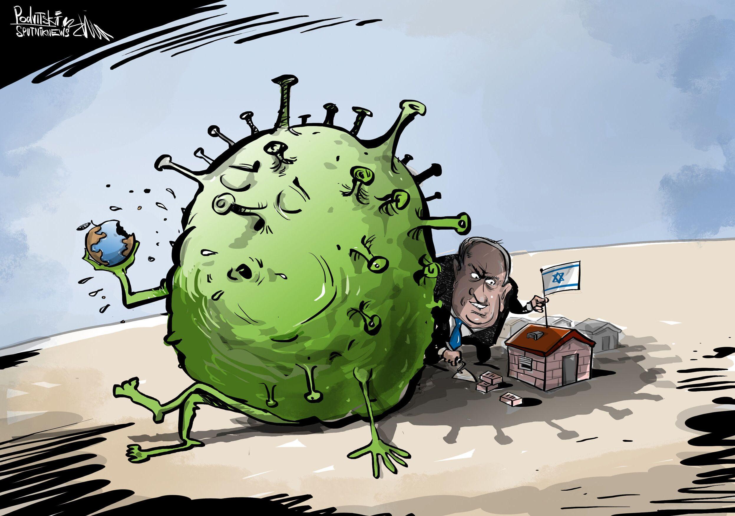 Israele ai tempi del coronavirus