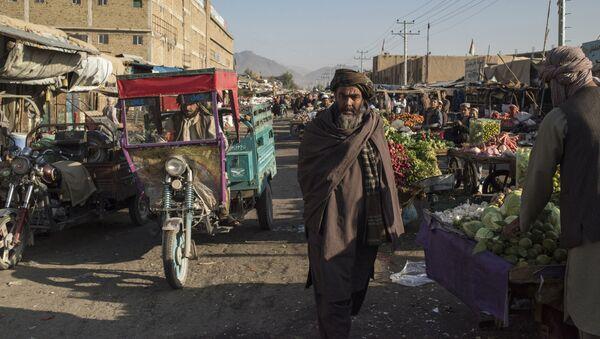 Traffico di motocicli in Afghanistan - Sputnik Italia