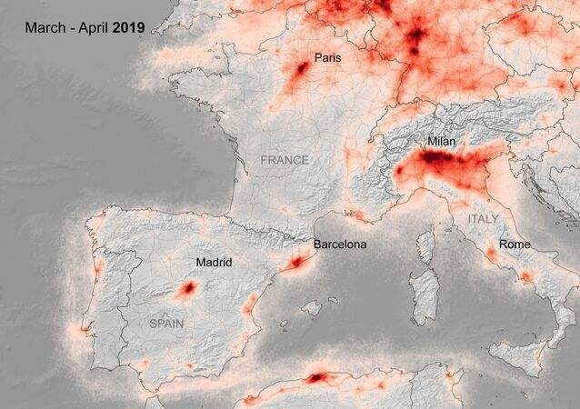 Smog in Europa