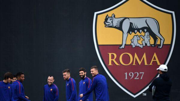 AS Roma, 2017 - Sputnik Italia
