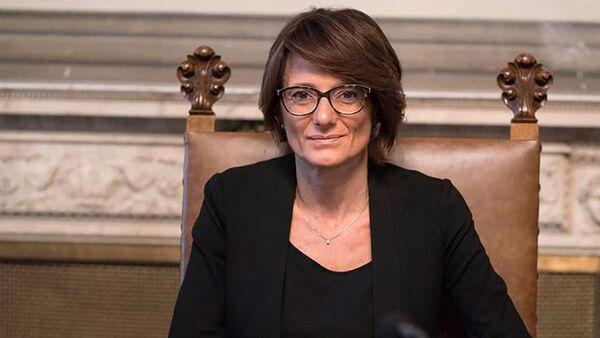 Elena Bonetti, ministra delle Pari opportunità e della Famiglia - Sputnik Italia