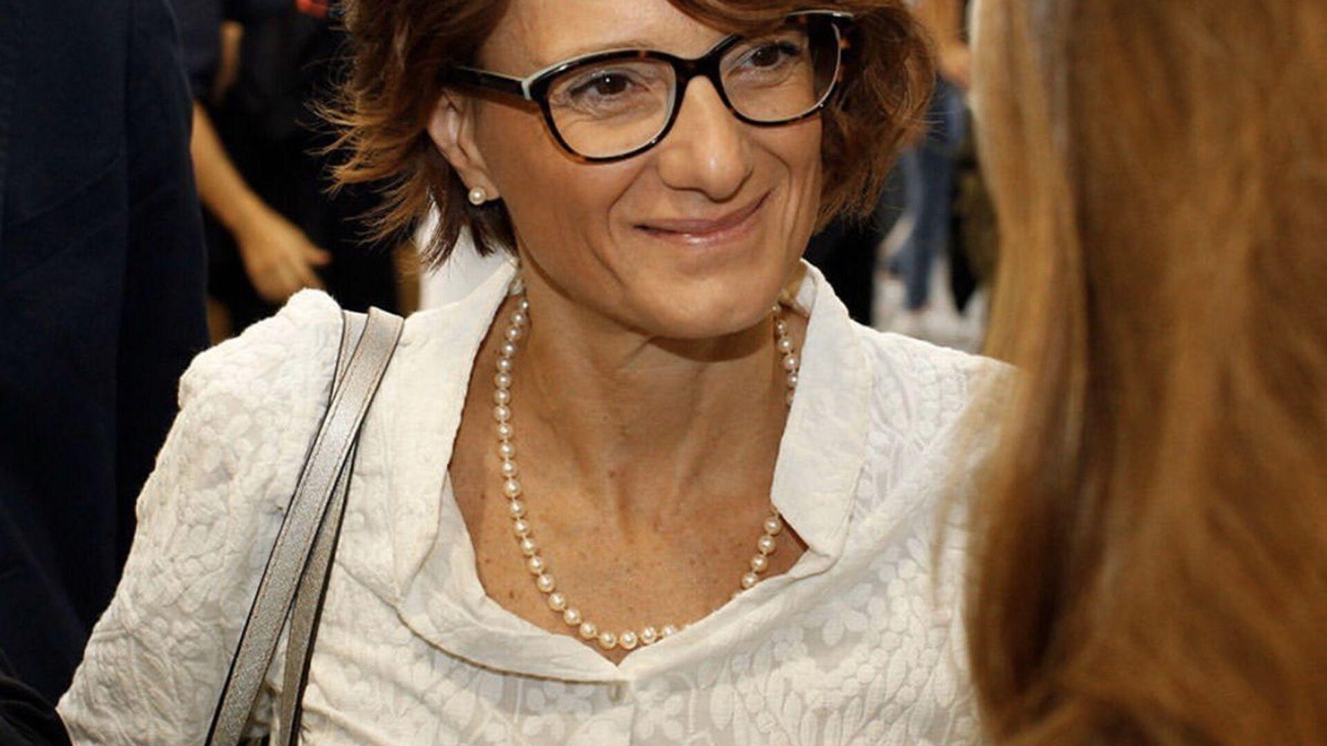 Elena Bonetti, ministra delle Pari opportunità e della Famiglia - Sputnik Italia, 1920, 05.06.2021