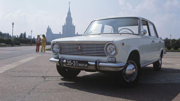 Automobile VAZ-2101 (Zhiguli) - Sputnik Italia