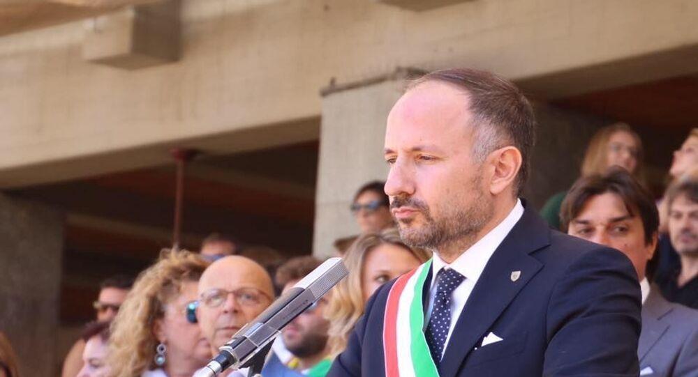Sindaco di Asti Maurizio Rasero