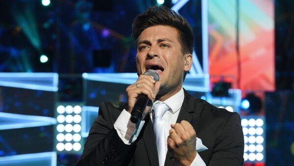 Il cantante Thomas Grazioso  - Sputnik Italia