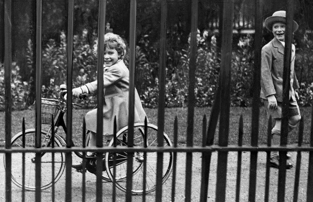 L'infanzia di Elisabetta II